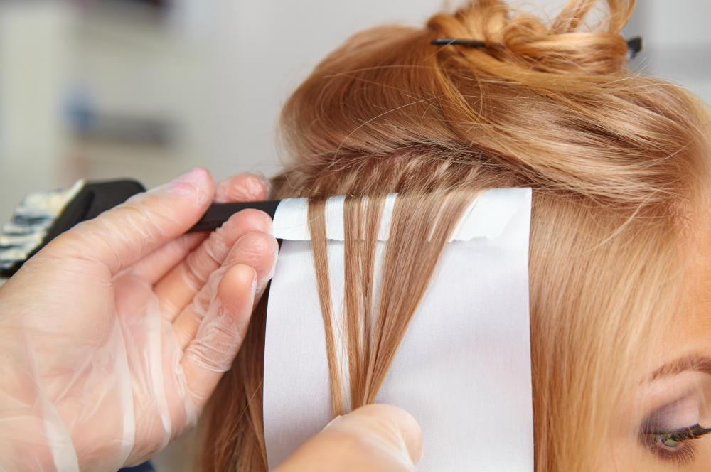 How To Dye Natural Blonde Hair Brown