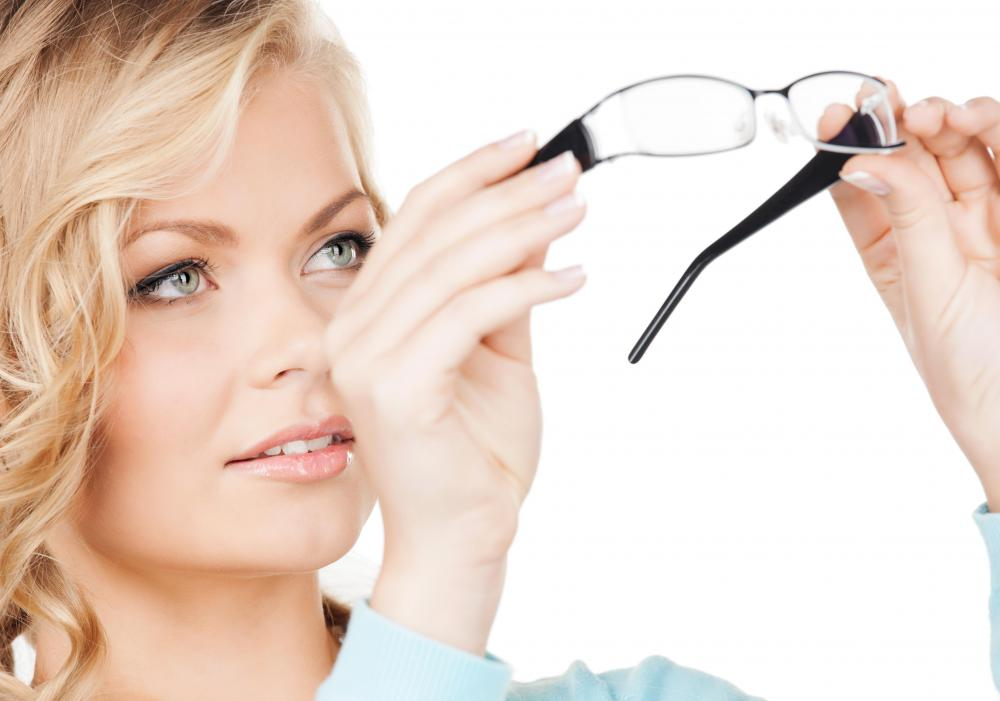 Bifocals can help correct astigmatism in some cases.