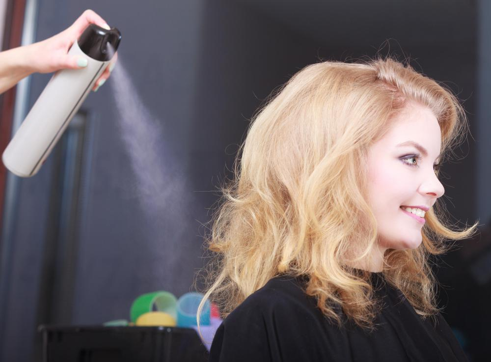 Your hair type also has a bearing on which alcohol-free hair spray will work best for you.