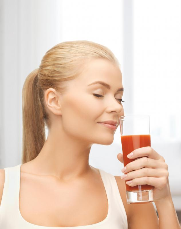 Goji juice is said to have anti-aging benefits.