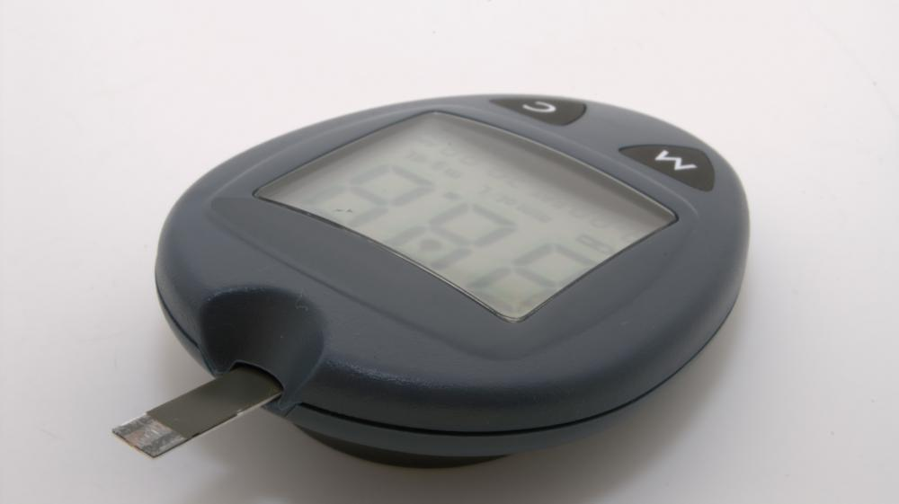 It is very important for diabetics to monitor their glucose levels.