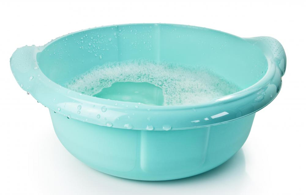 What is a water bath used for?