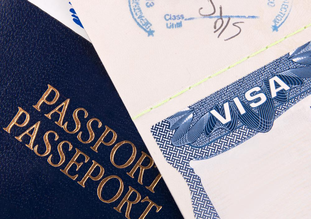 A residence permit refers to a person's visa status and is usually referred to as a 'permanent resident card'.