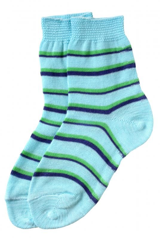 Socks can be made from a variety of materials. - What Are Some Types Of Socks? (with Pictures)