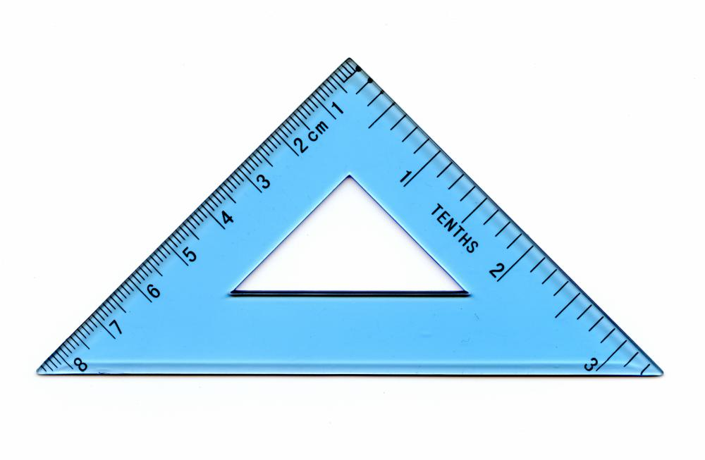 What is a Triangle? (with pictures)
