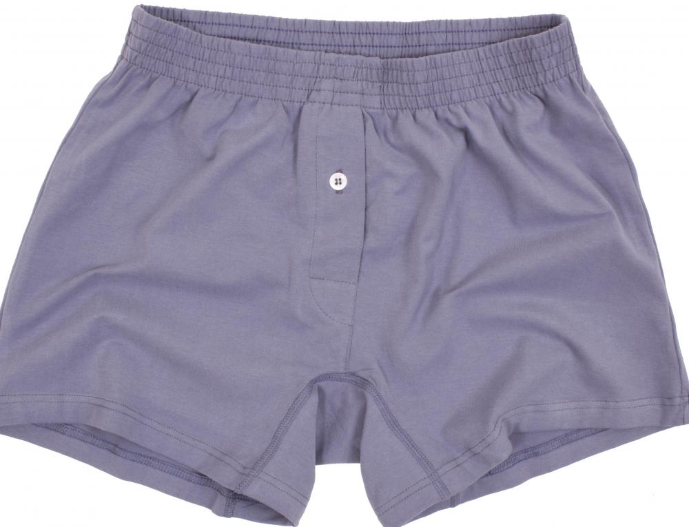 Mesh underwear may be available for men as boxers or briefs.