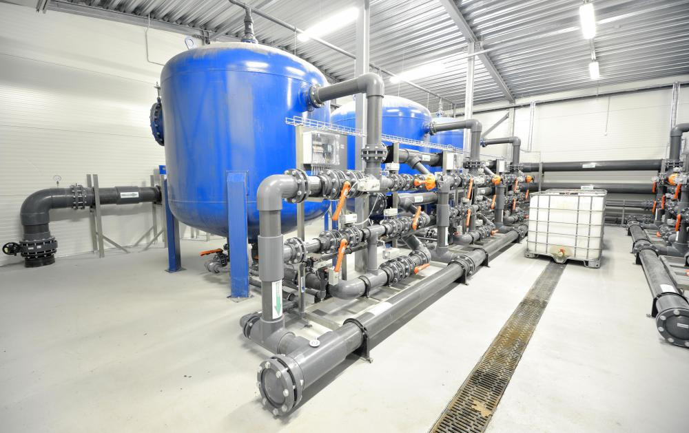 What is a Boiler Economizer? (with pictures)