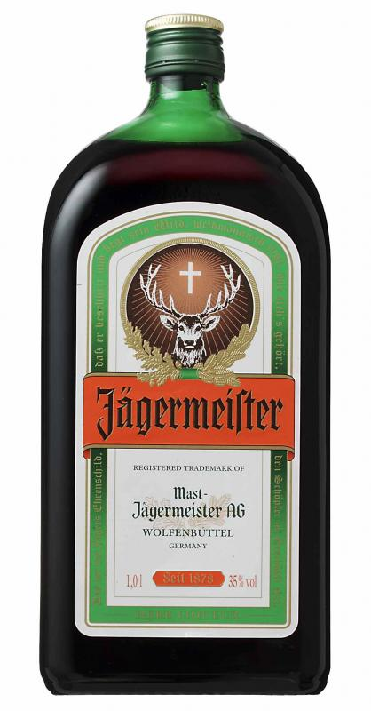 Jagermeister has an anise flavor.
