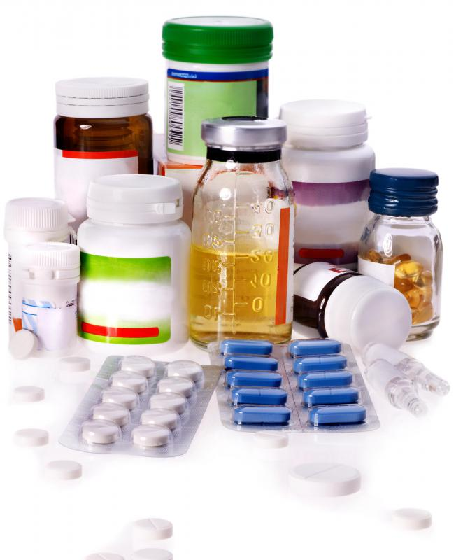Unused medication is a type of pharmaceutical waste.