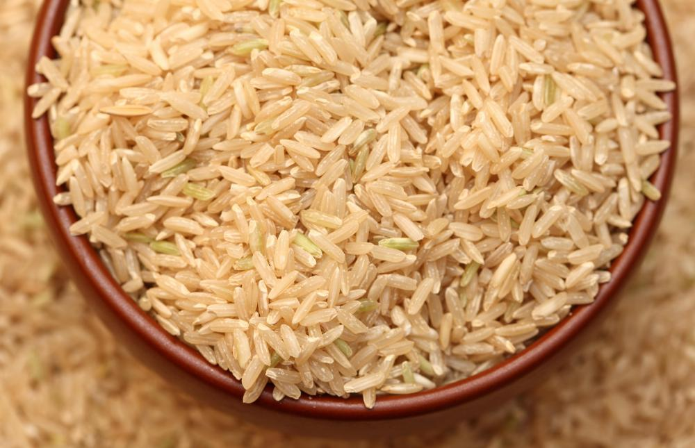 In the early 1900s, it was discovered that eating brown rice helped prevent scurvy.