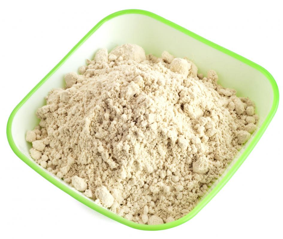 Chestnut flour is a gluten-free product with a sweet flavor.