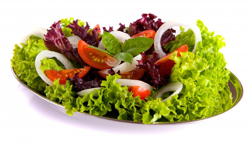 What Are the Different Types of Lettuce Salad? (with pictures)