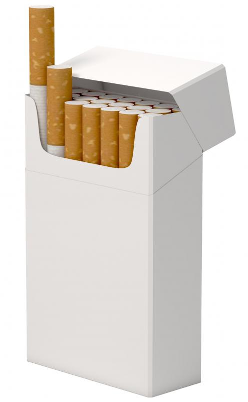 Some indoor air filters can reduce the smell of cigarette smoke.
