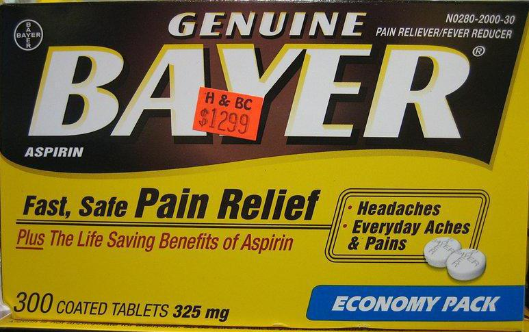 Each tablet of traditional adult aspirin has 325 mg of salicylic acid.
