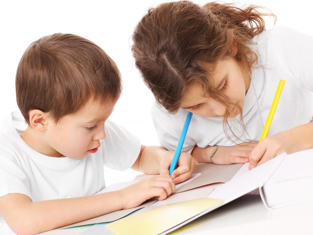 Teaching reading and writing together may be an effective technique.