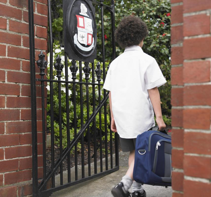 Private school is one of the most common public school alternatives.