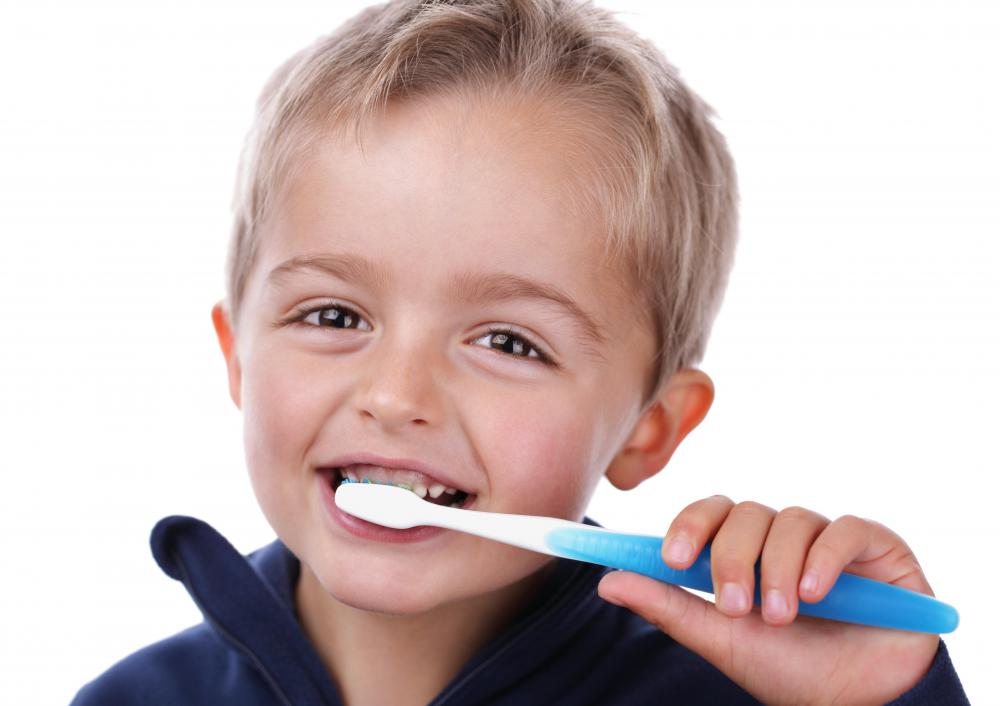 Poor toothbrushes make effective brushing particularly important.