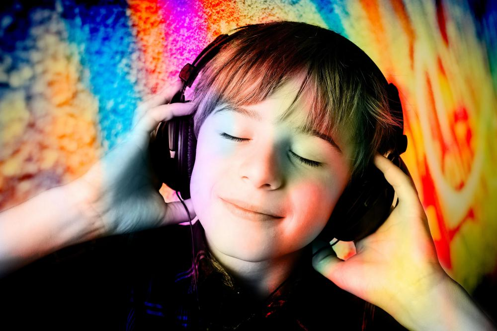 Concentration music can have a positive impact on listeners.