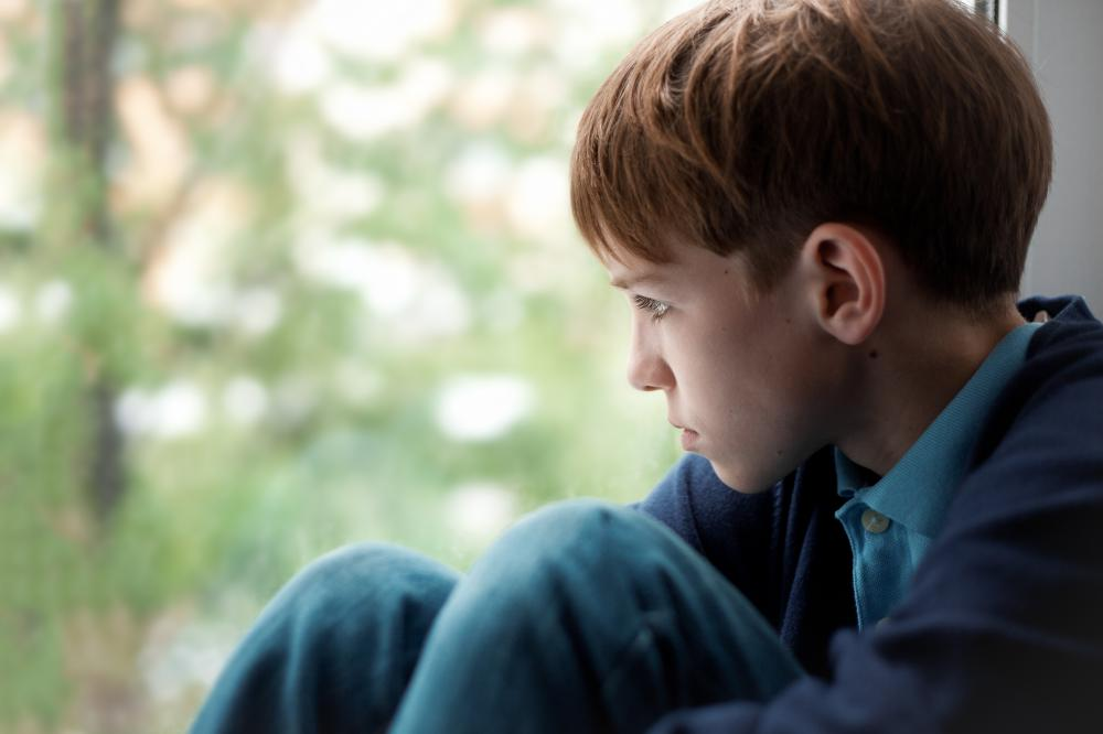 Depression may be a side effect of child abuse.