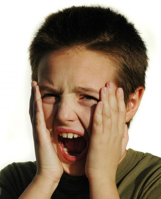 Anger aspergers adults