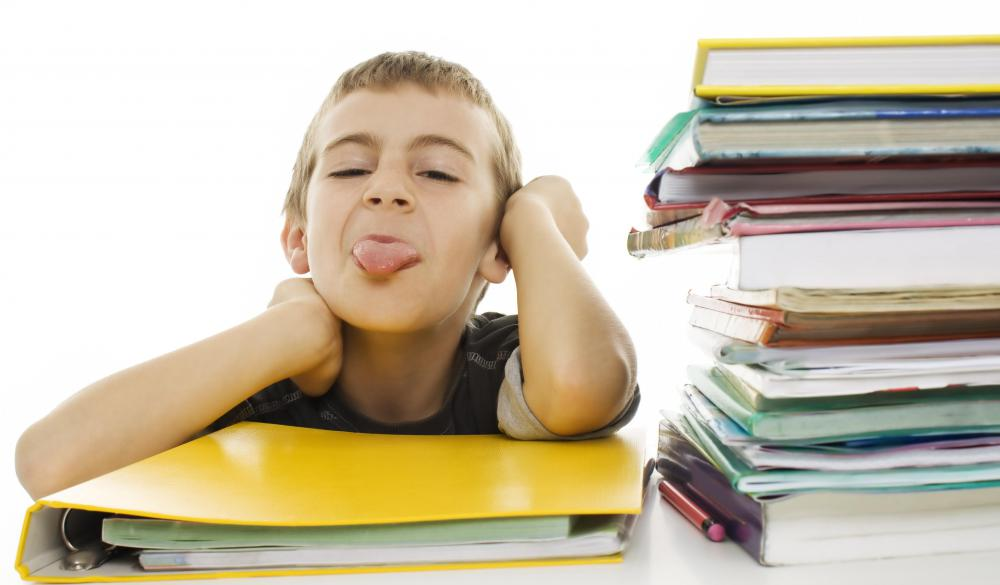 Kids with attention disorders find it challenging and difficult to sit in school all day.