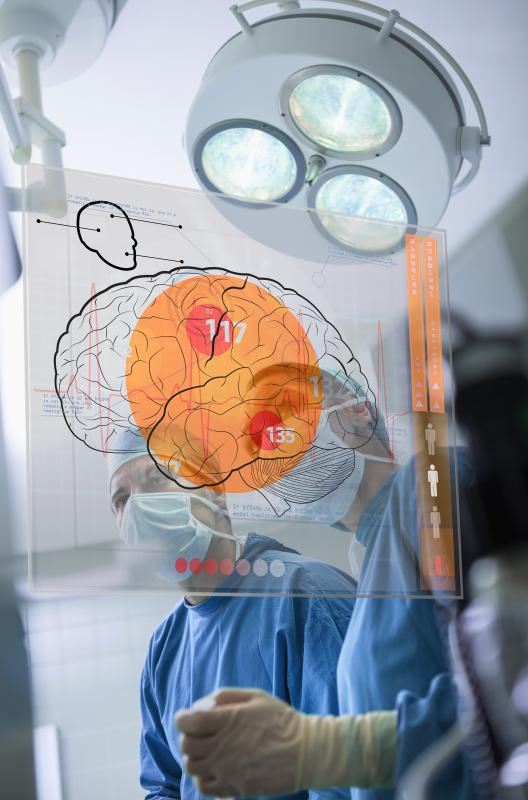 Some cases of brain abscess require that the neurosurgeon perform emergency surgery.