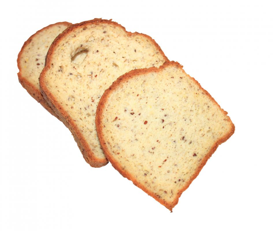 Someone on a gluten-free diet can still consume bread if it is made with a wheat flour substitute, like millet flour.
