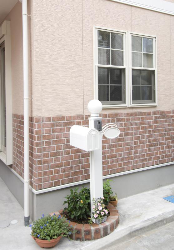 What is Brick Veneer? (with pictures)