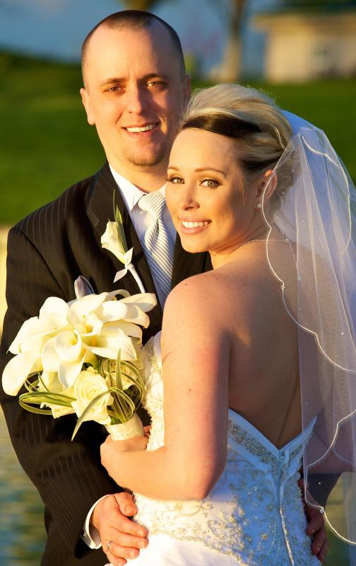 Wedding insurance can cover the expenses related to pushing the wedding back a day or two due to inclement weather.