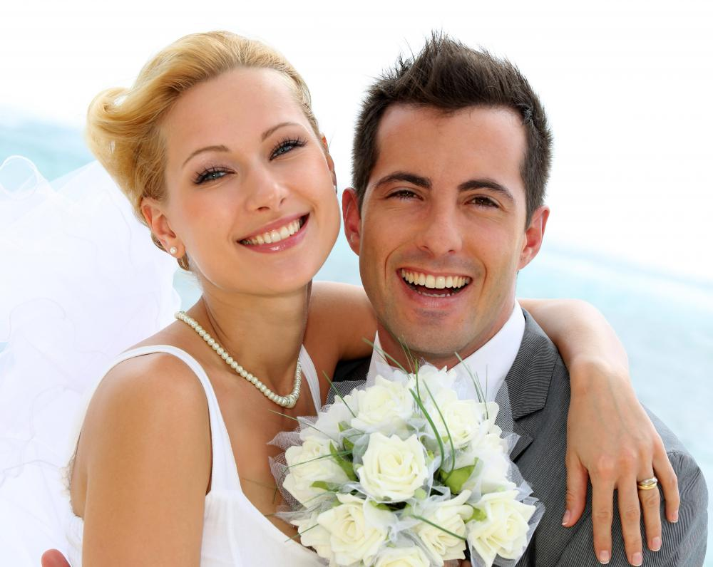 Professional photographers may specialize in wedding photography.