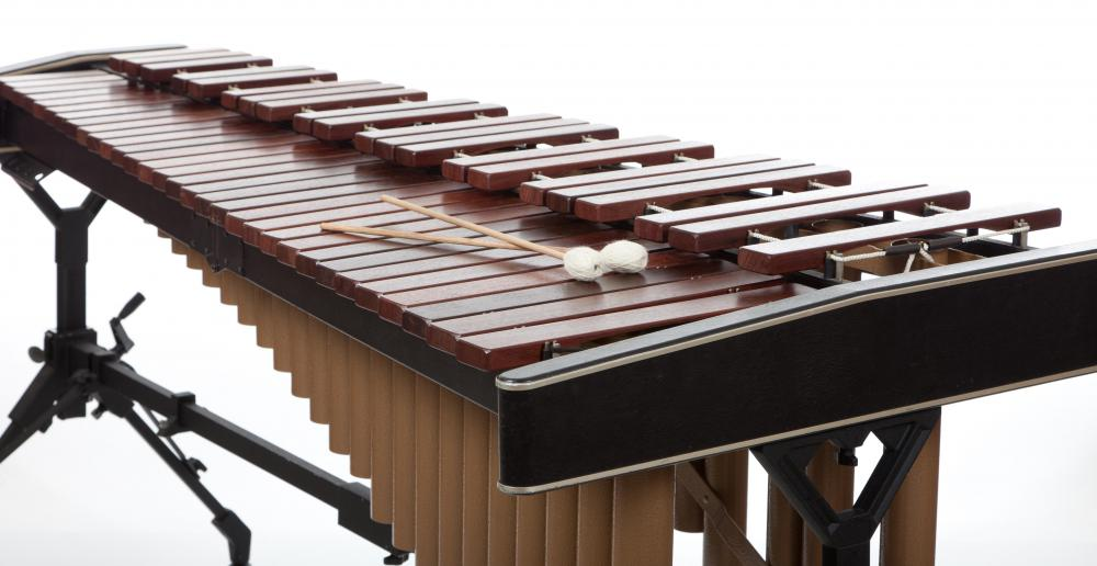 Marimbas are most commonly used to play classical music.