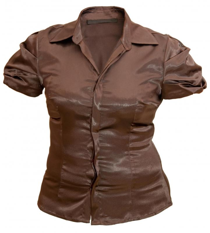 Blouses come in a variety of styles for women.