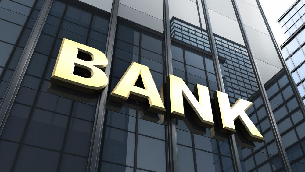 Banks may require the address of the receiving bank during a wire transfer.