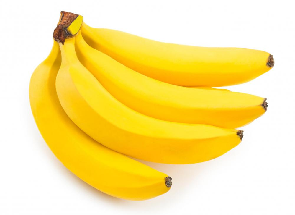 Bananas are a good source of vitamin B6, which can help with anxiety.