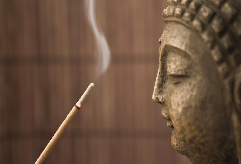 """Holy Smoke"" originally referred to the smoke of incense burning."