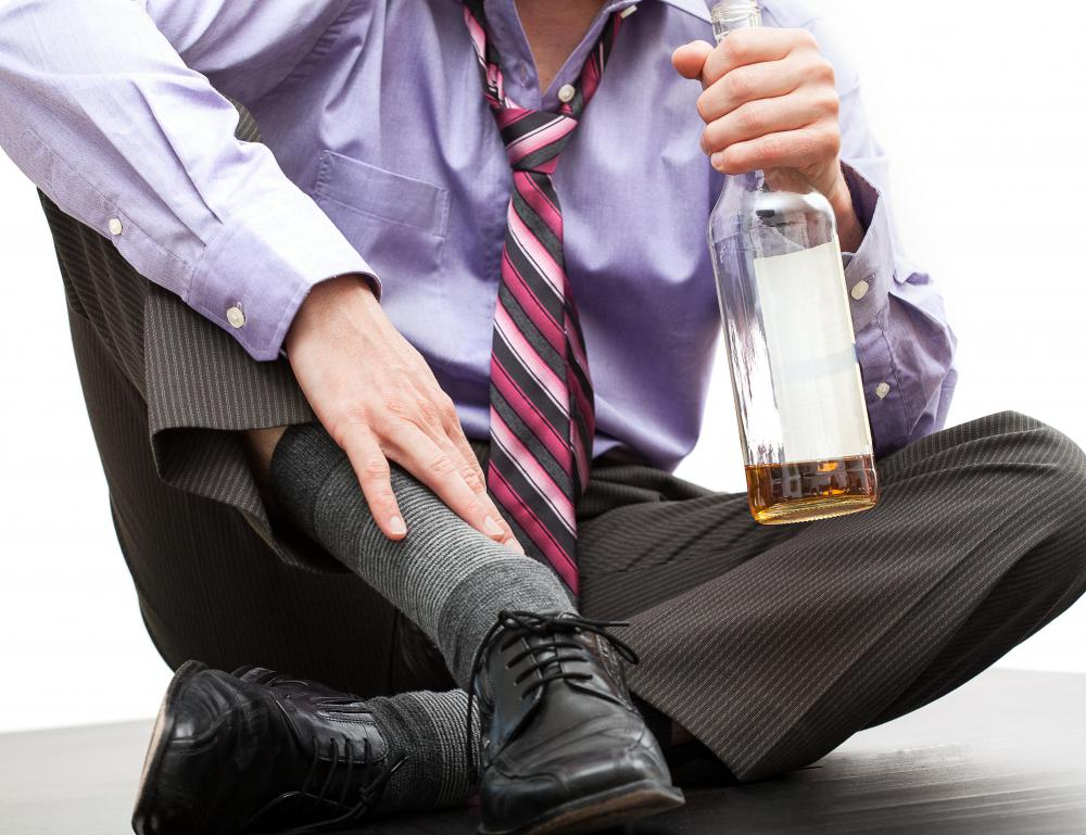 Consuming more alcohol than a body can safely handle may cause alcohol poisoning.