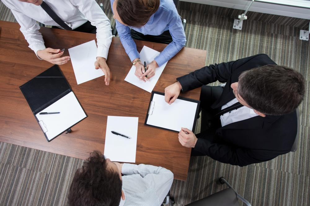 Executive officers must work closely with the company's board of directors.