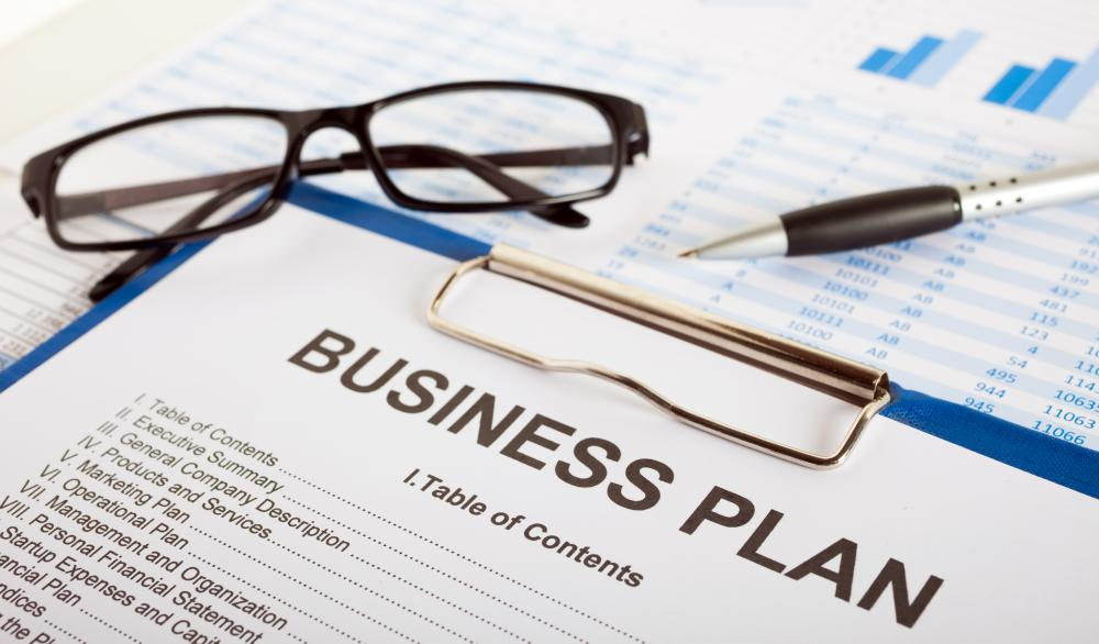 A business plan should provide a detailed description of a business.