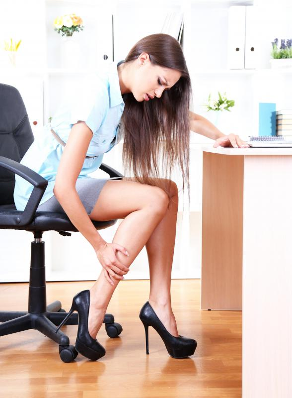 Shin splints are a common tibia injury.