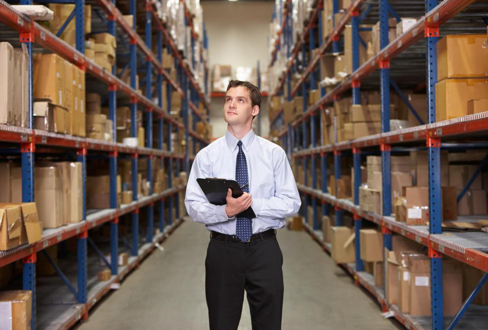 An inventory management specialist is responsible for keeping track of all physical assets.
