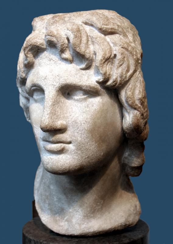 The Macedonian leader Alexander the Great conquered the Mesopotamian region during his campaign against the Persian Empire.