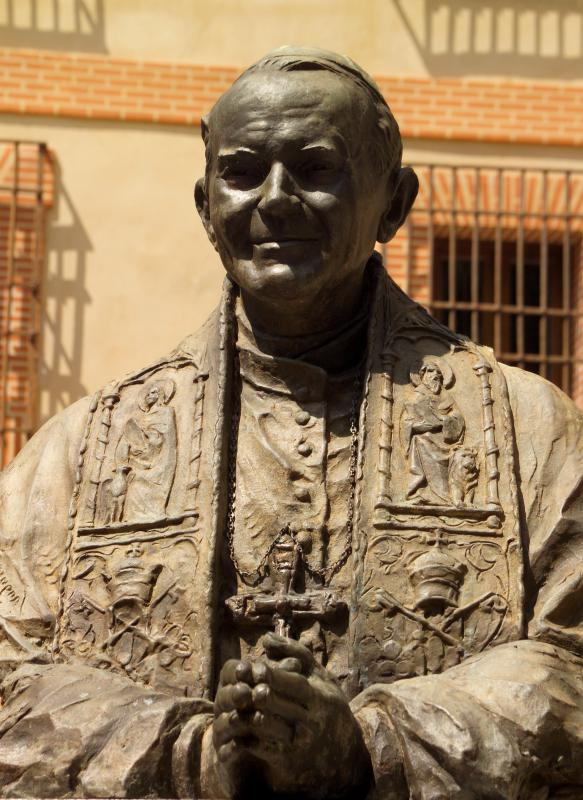 Pope John Paul II is one of many famous people to be wrongly declared dead in newspapers.