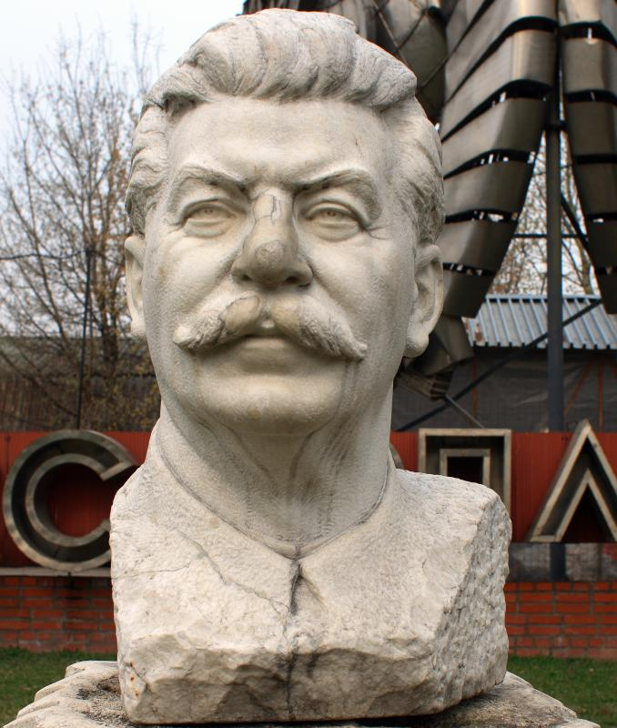 Joseph Stalin led the USSR when the term Superpower was coined in 1944.