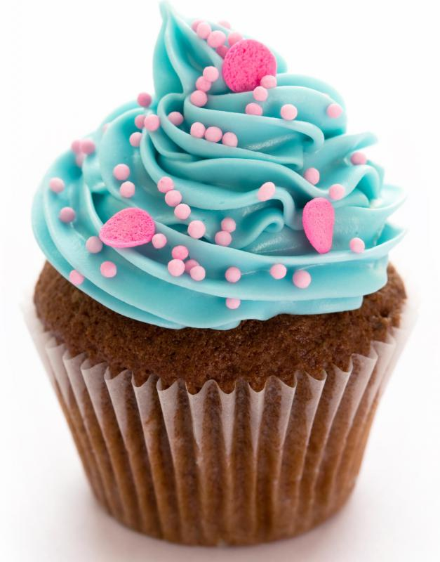 Buttercream Icing Has A Sweet Flavor And Smooth Fluffy Texture