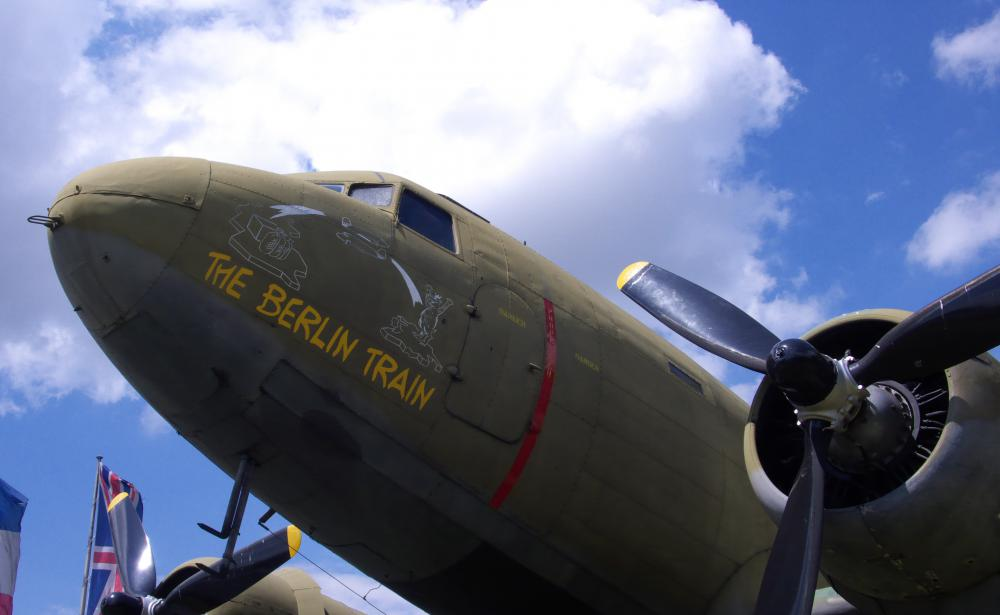 Several variations of the C-47 were used in the Vietnam War by the United States Air Force.