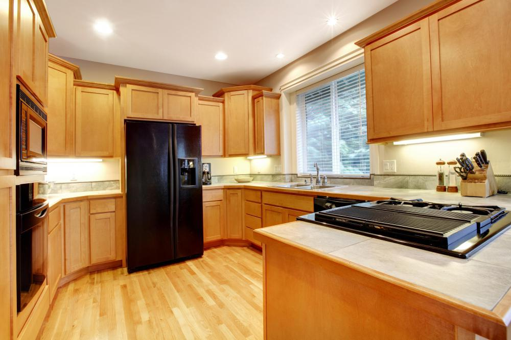 what are the different types of kitchen island cabinetry