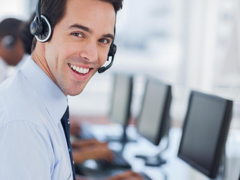Call Center Specialist Call centers typically employ customer service representatives, as well as sales and support staff.