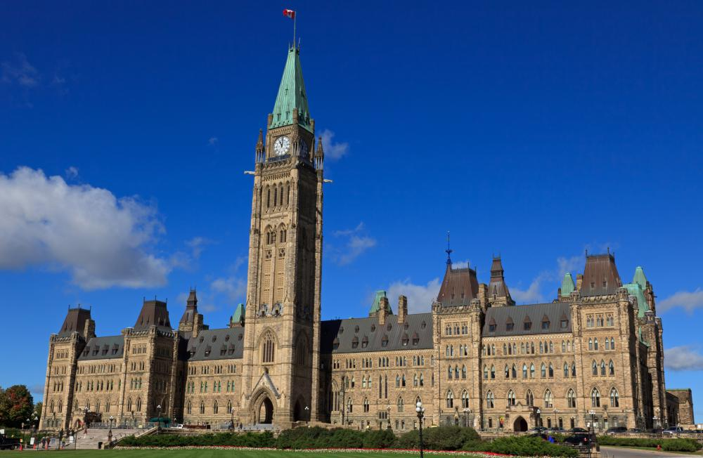 The Canadian House of Commons was established in 1867.