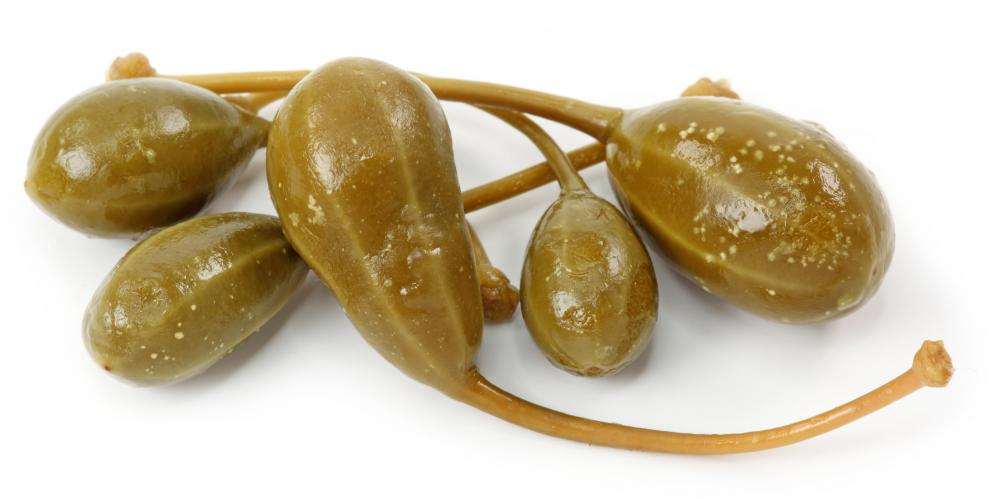 Caperberries are an Ayurvedic remedy for liver problems.