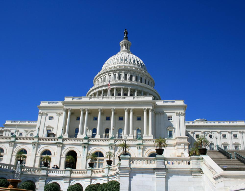 The U.S. Congress passed laws covering cyberstalking as part of the Communications Decency Act.